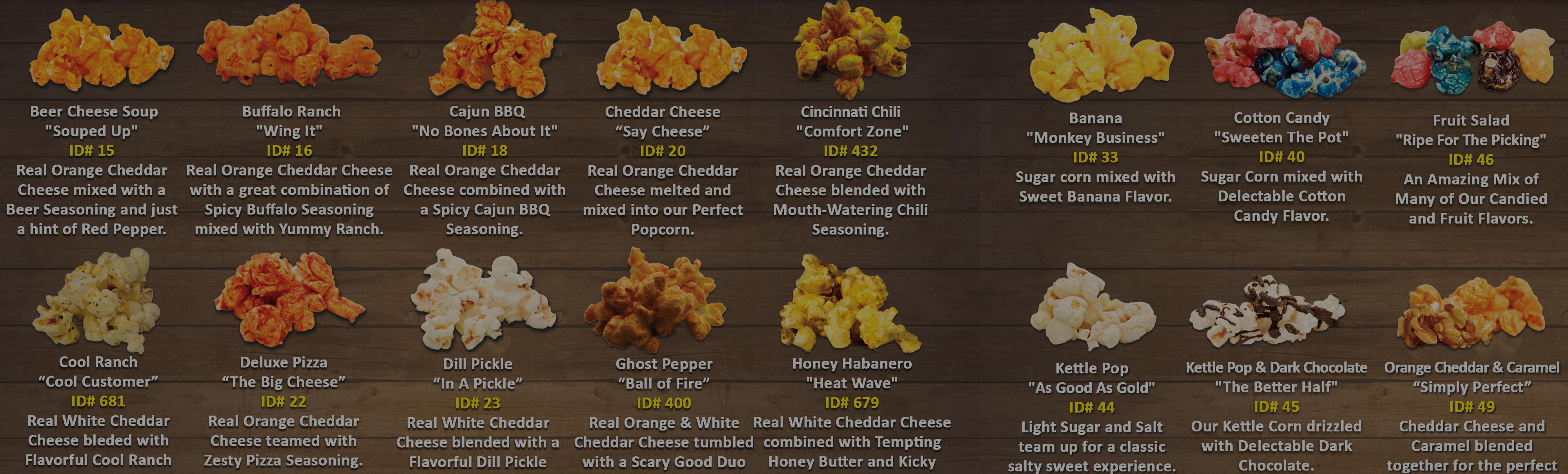 Nom Nom Popcorn Feb. 15-28